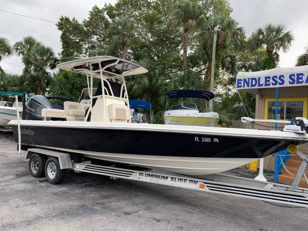 2010 Shearwater Ltz 25 Yamaha 300hp 2015 St Petersburg